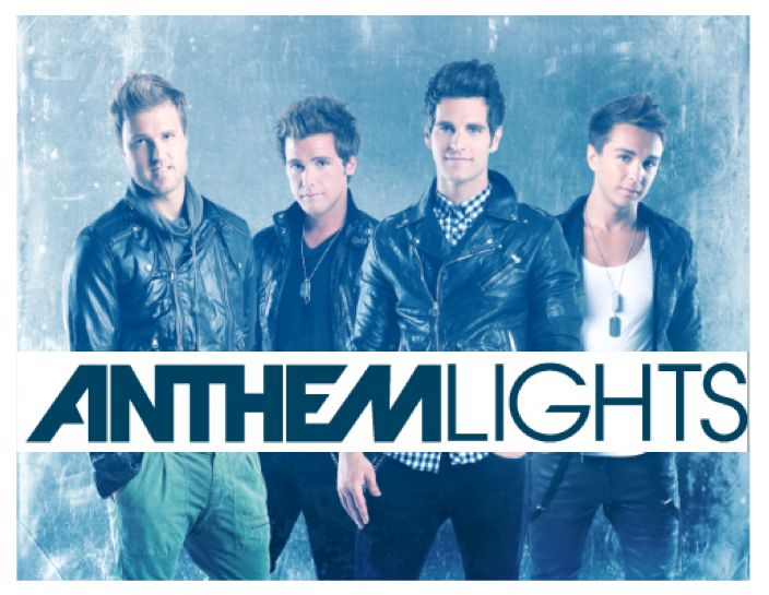 Awesome One Of My Favorite Bands Is A Band That Does Covers Called Anthem Lights Great Ideas