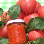 サラダの店サンチョ - 完熟有機のトマト 自家製無添加ジャム