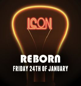 Icon gets a brand new look!