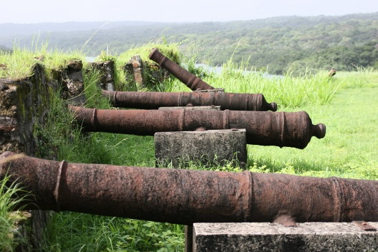 San Lorenzo Forte Panama