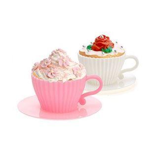 Szukasz prezentu do 25 zł? Wybierz foremki w kształcie muffinek.