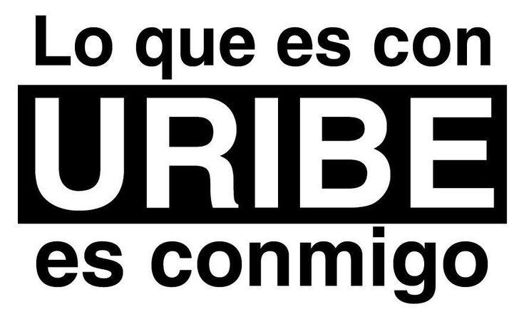 Álvaro Uribe Senador #01 (@Soy_Uribista) | Twitter