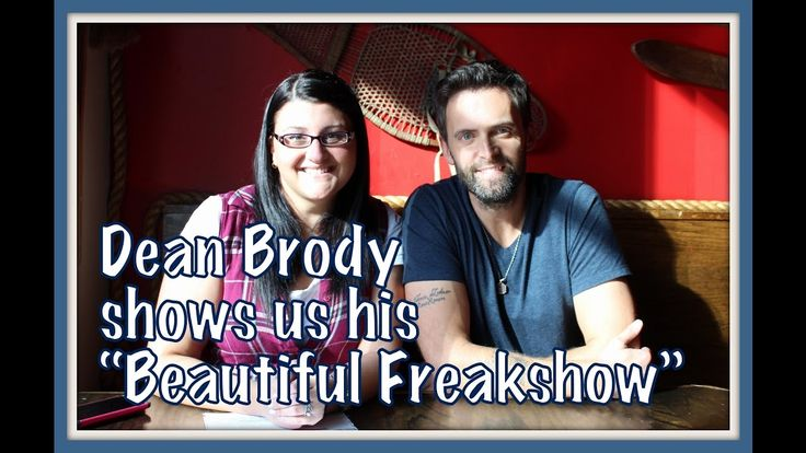 "Canadian country music star Dean Brody talks his new album ""Beautiful Freakshow,"" working with #GreatBigSea's #AlanDoyle and why he loves Bob Marley so much! Check out my brand new interview and article at http://www.thegracienote.ca/…/dean-brody-shows-us-his-beau…/"