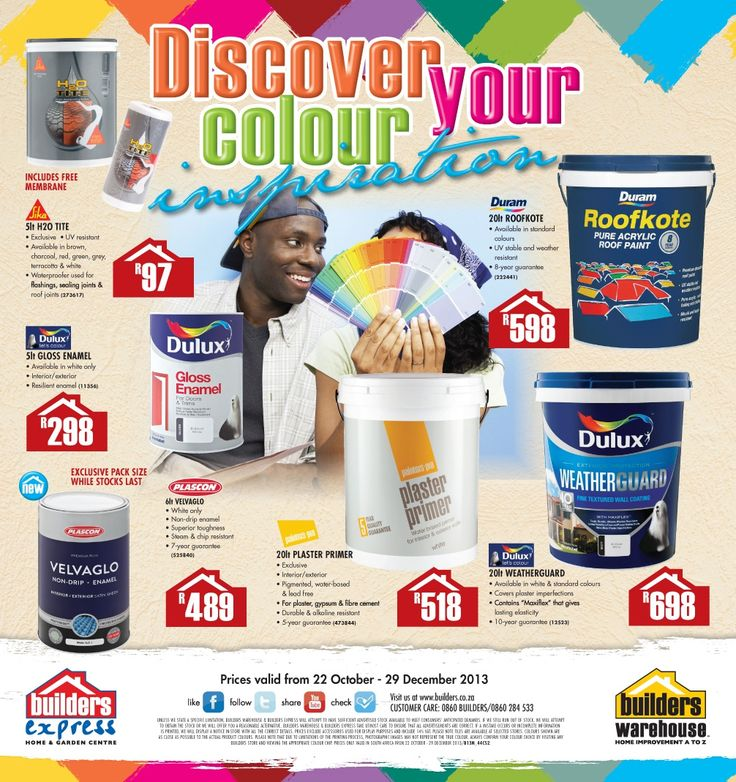 These and more home improvement specials on www.sacatalogues.co.za