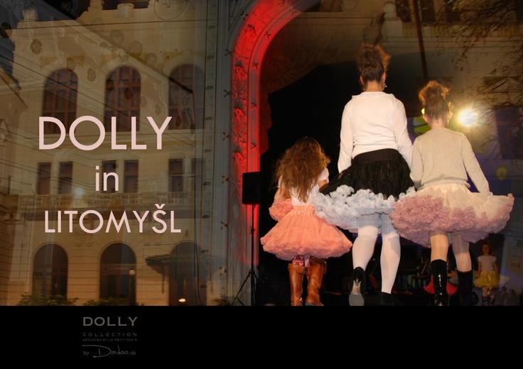 DOLLY fashion show in Litomysl