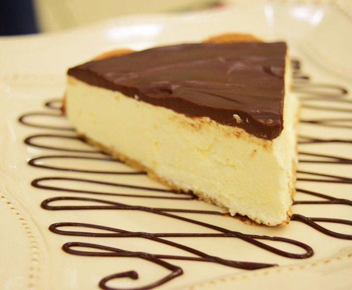 Torta Holandesa Repaginada | Doces e sobremesas > Receitas de Torta Holandesa | Mais Você - Receitas Gshow
