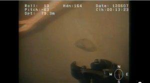 O misterioso objeto do Mar Báltico volta às notícias