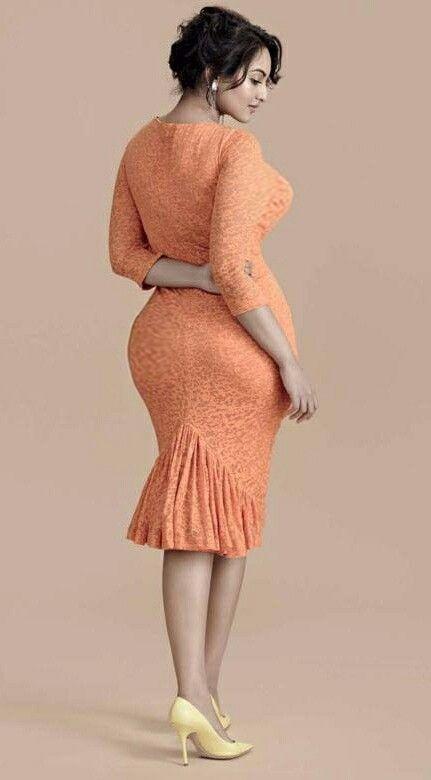 Marvellous narrow curves & Voluptuous of Sonakshi Sinha