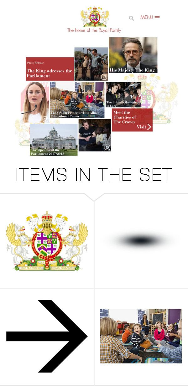 """""""The home of the Royal Family   Official Website"""" by tcpg-pandora ❤ liked on Polyvore featuring art and modern"""
