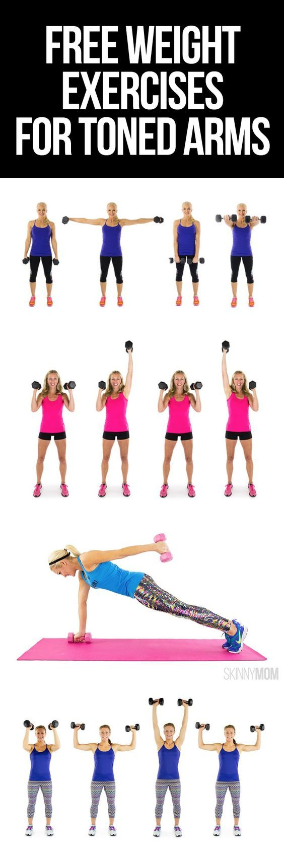 Want sexy shoulders for summer? You've gotta try these moves! | Posted By: NewHowtoLoseBellyFat.com |