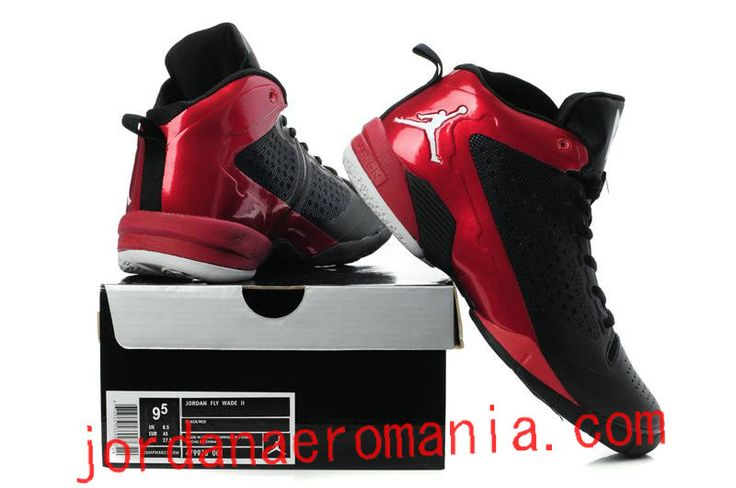 Jordan Fly Wade 2 Noir/Blanc-Varsity Red Rouge #jordans #jordan shoes #jordan basketball shoes # mens sneakers # womens shoes up to 80% off #jordan sneakers # nike shoes #nike sport shoes