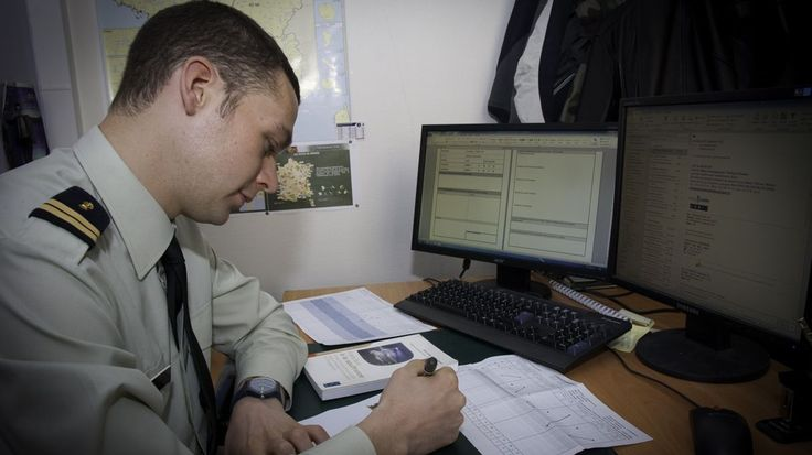 Être militaire et psychologue dans l'armée de Terre.
