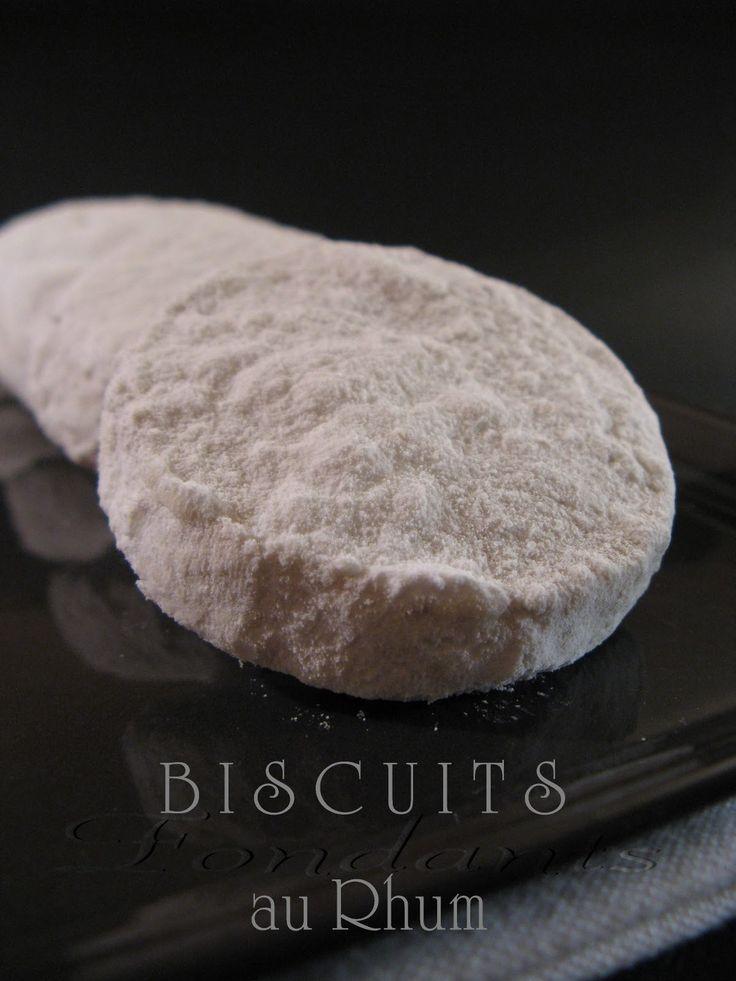 Ces biscuits là sont devenus un classique de la blogosphère. Ils figurent parmi les tous 1ers que j'ai eu de suite envie de réaliser dès qu...
