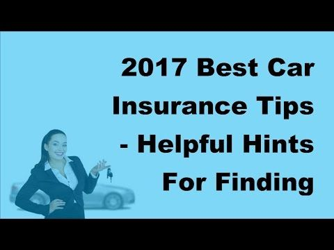 2017 Best Car Insurance Tips | Useful tips to find the best car insurance - WATCH VIDEO HERE -> http://bestcar.solutions/2017-best-car-insurance-tips-useful-tips-to-find-the-best-car-insurance     Lower your car insurance rates and save money on the cheapest cheaper cars to insure. The online car insurance policy saves up to 55% on the car. We hope that these tips will help you find the most competitive car insurance quote. On the quotation marks generated by uswitch between