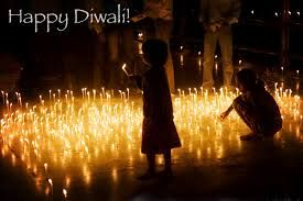 """Deepawali or Diwali is a festival of lights symbolizing the victory of righteousness and the lifting of spiritual darkness.  The word """"Deepawali"""" refers to rows of diyas, or clay lamps. This is one of the most popular festivals in the Hindu calendar. It is celebrated on the 15th day of Kartika, according to the Hindu calendar. This festival commemorates Lord Rama's return to his kingdom Ayodhya after completing his 14-year exile."""