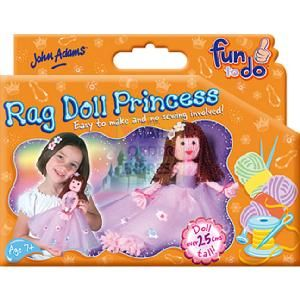 John Adams Fun To Do Rag Doll Princess  Create this beautiful Rag doll princess It s easy to make using simple plaiting and there s no  http://www.comparestoreprices.co.uk/creative-toys/john-adams-fun-to-do-rag-doll-princess.asp