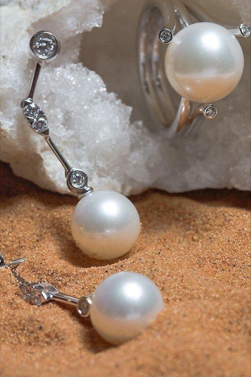 Juego donde destacan perlas