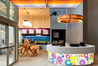 Hotels in Brooklyn | Pictures of Aloft Brooklyn