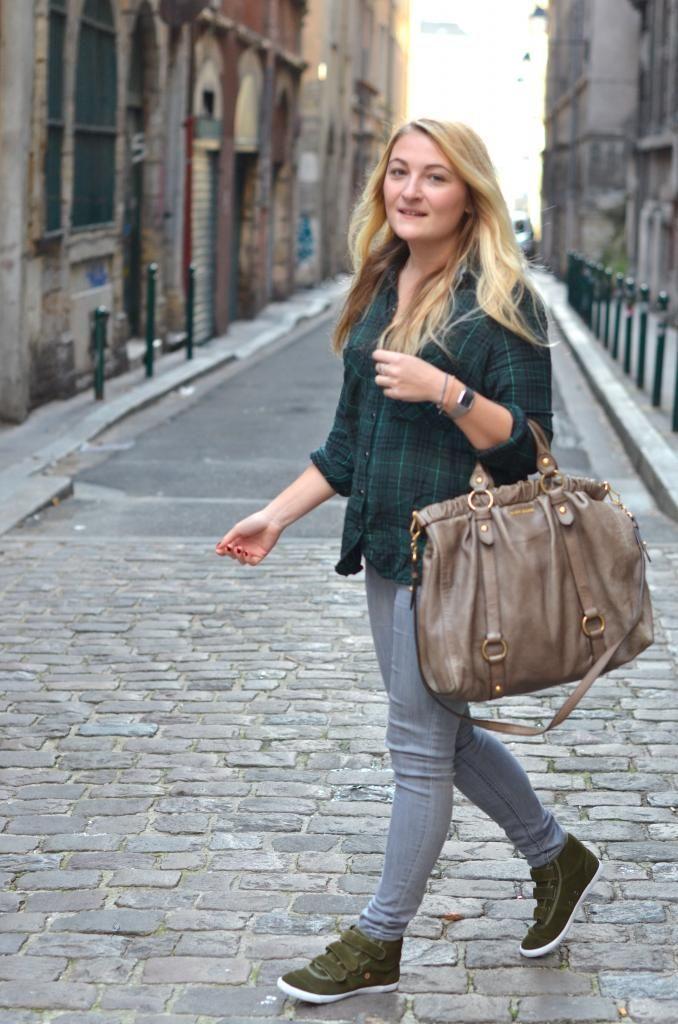 Blog Mode Lyon - Paris Grenoble : Green Fir