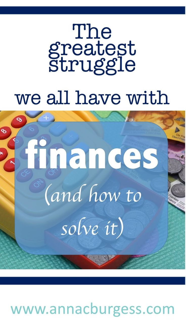We all struggle with this when it comes to our finances...click the link to find out more #faithandfinances