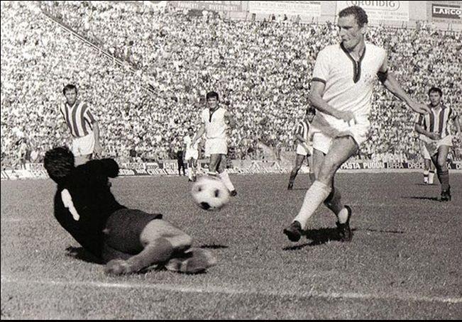 Gigi Riva, il primo gol dello campionato dello scudetto, Cagliari-Lr Vicenza 2-0