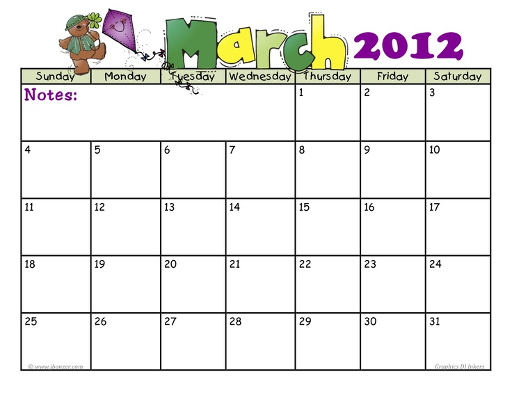 Monthly Calendar Chart : Images about monthly calendars charts on