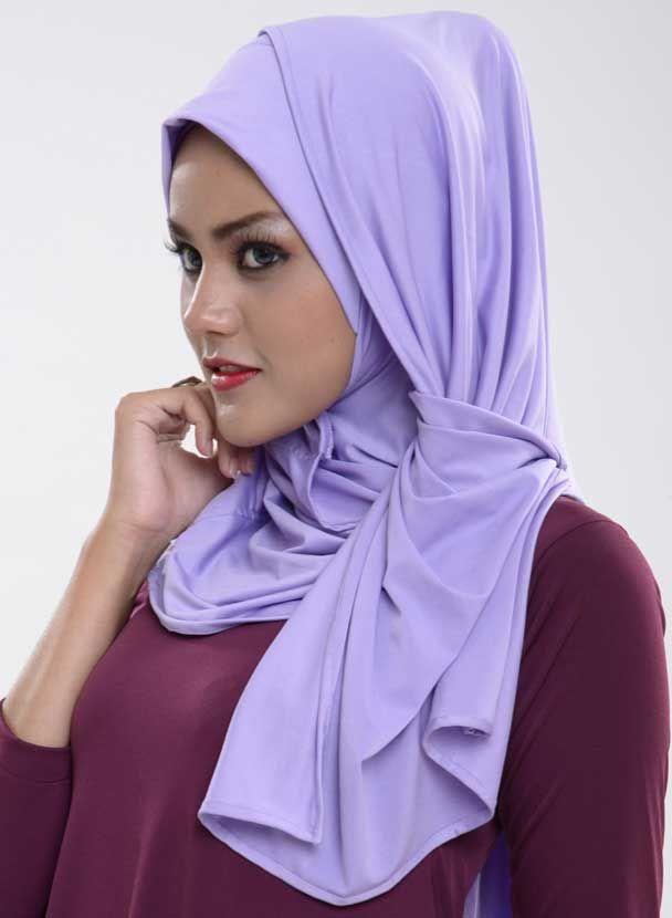 Jilbab model shashyra knit harga Rp 75.000,00