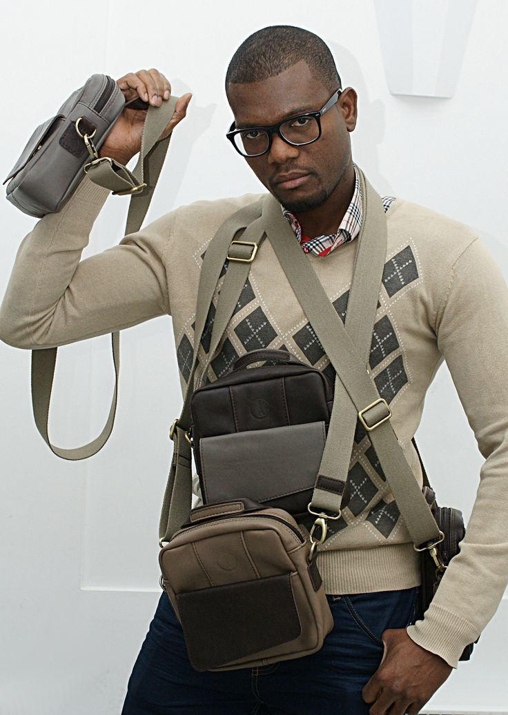 Sacoche bandoulière homme en cuir : Autres mode homme par paris-pour-toujours
