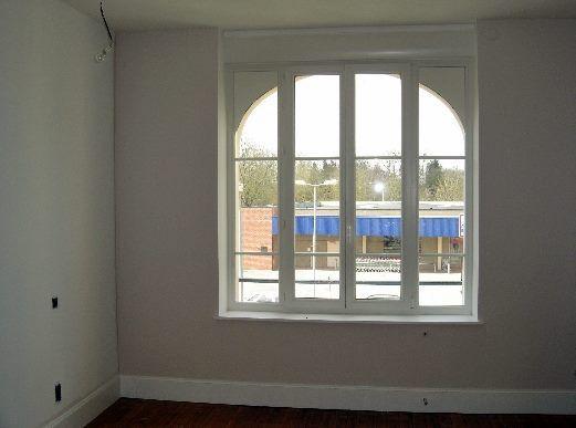 Merci à Monsieur M. de nous avoir envoyé les photos de son chantier ! Fenêtres PVC sur-mesure Gefradis à prix d'usine (Gefradis.fr).