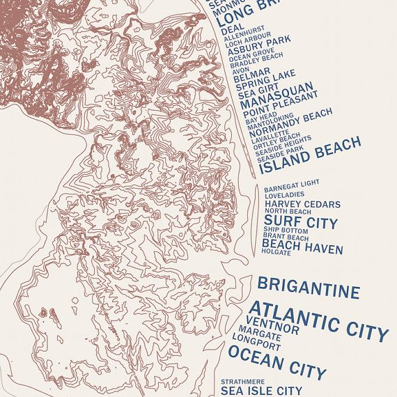 Island Beach State Park Nj: Exits/Beaches Down The Jersey Shore