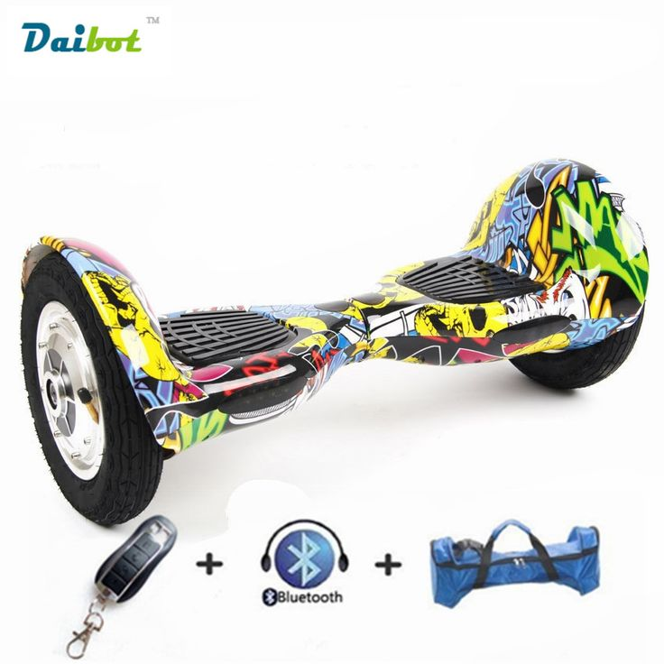 2 Wheel Self Balance Scooters 10 inch Bluetooth Balancing Electric Scooter Hoverboard with Remote Control Skateboard Drift Board //Price: $320.46//     #storecharger