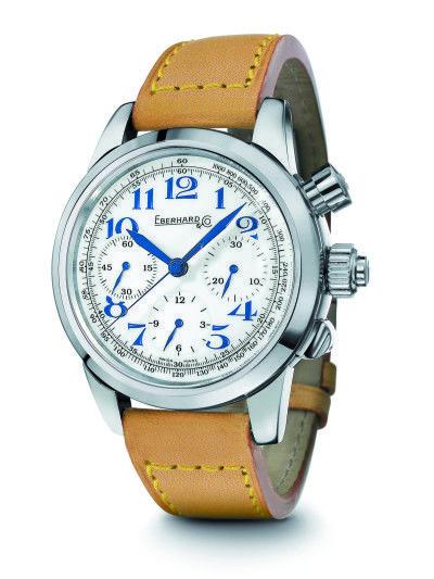Eberhard & Co., Tazio Nuvolari Vanderbilt Cup,  offered by Georg Königbauer - Watches For Life