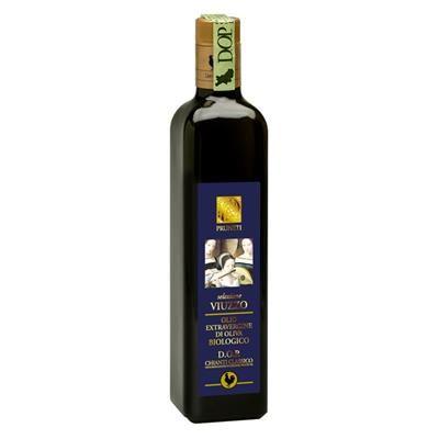 PRUNETI VIUZZO - Organic Extra Virgin olive Oil Denominazione di Origine Protetta D.O.P. – Chianti Classico - 500 ml #biologico #extravergine