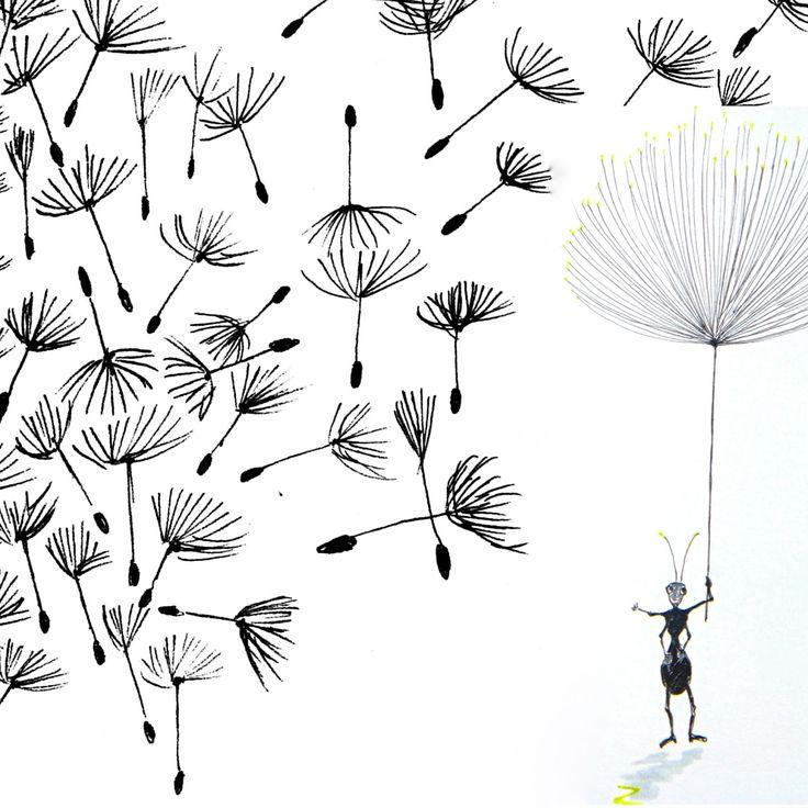 swig: pissenlit – pusteblume – löwenzahn – dandelion – taraxacum
