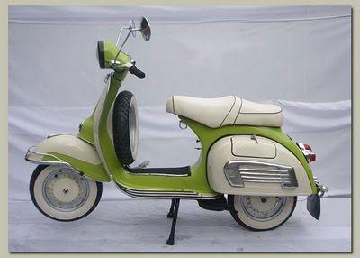 Google Image Result for http://4.bp.blogspot.com/_LbFB-mIBjYI/S5H8paRDNyI/AAAAAAAABCI/uTlqSS7BEZw/s400/1972-green-customized-vespa-3.jpg