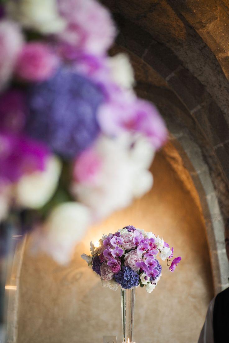 Details, flower decoration