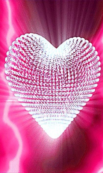 живые картинки сердечки самые красивые