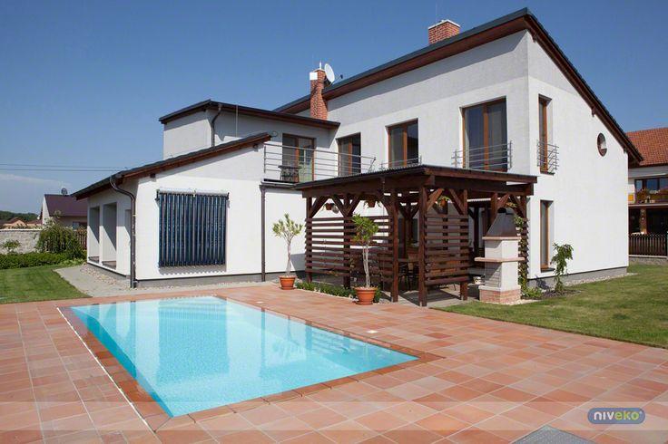NIVEKO Advance » niveko-pools.com #lifestyle #design #health #summer #relaxation #architecture #pooldesign #gardendesign #pool #swimmingpool #pools #swimmingpools #niveko #nivekopools