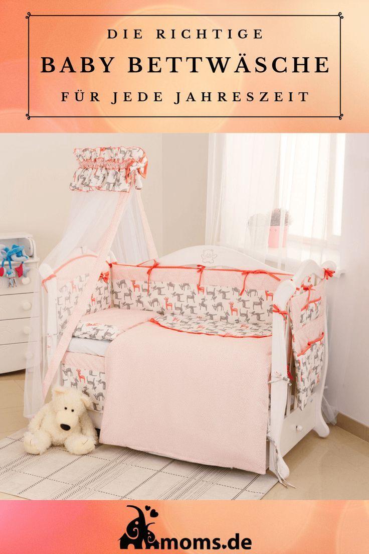 Baby Bettwasche Gibt Es Passende Fur Sommer Oder Winter Die