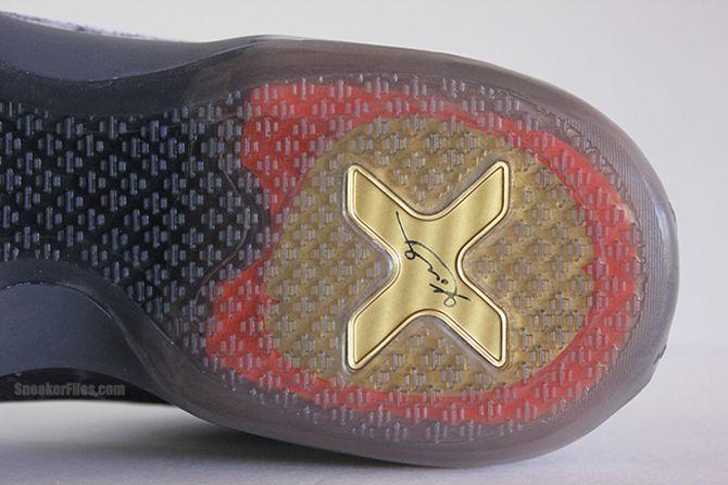 Image: Nike Kobe X 'Pain' - Purchase Links Image #12 | Dream Kicks |  Pinterest