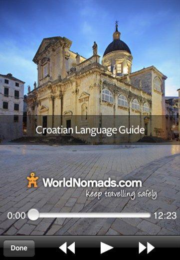Learn Croatian with WorldNomads Croatian Language Guide - Croatia - WorldNomads.com