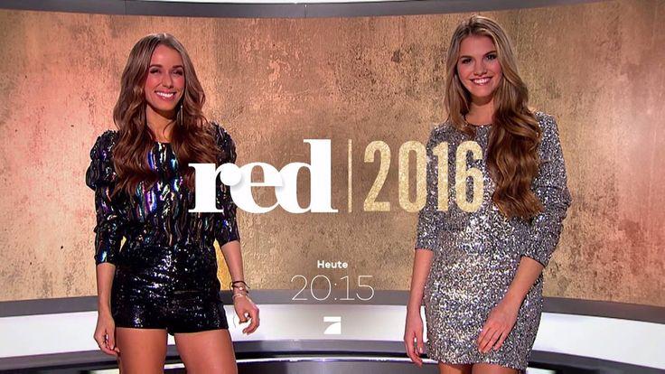 Das Jahr 2016 neigt sich langsam aber sicher dem Ende zu. Und deshalb gibt's für euch den ultimativen Jahresrrückblick! Nicht verpassen! Heute, 20:15 Uhr red.tv!