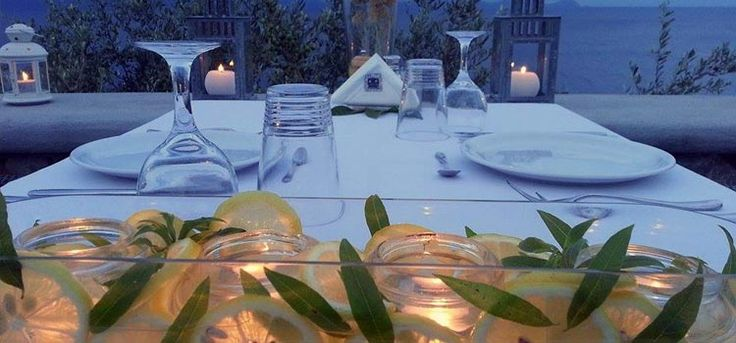 live your moment … Private #Dinner at #PortoValitsa  http://portovalitsa.gr