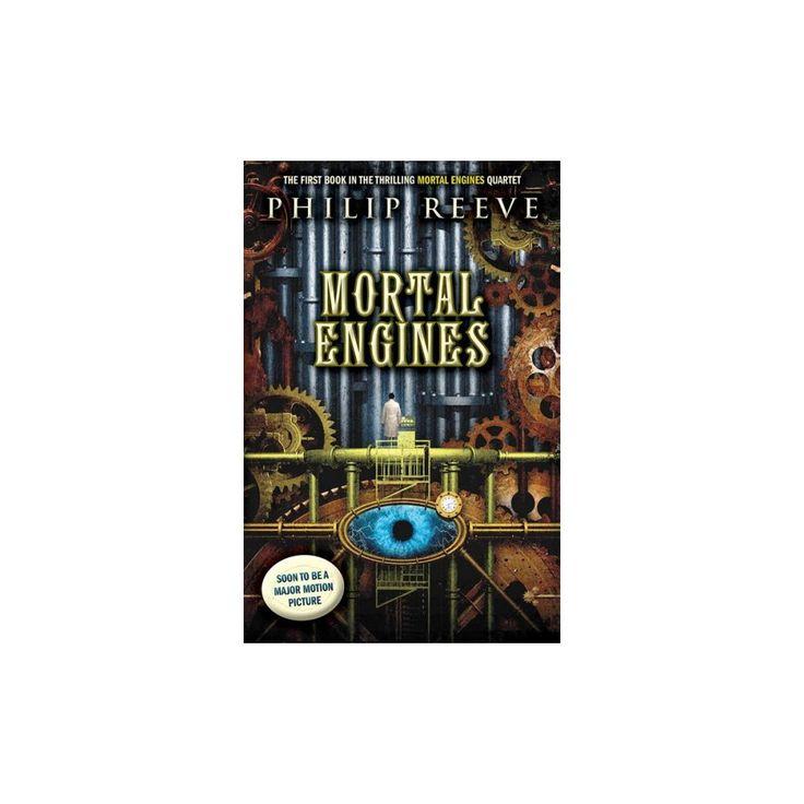 Mortal Engines (Reprint) (Paperback) (Philip Reeve)