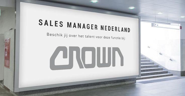 Ga jij als Sales Manager Nederland bij Crown Intern Transport zorg dragen voor de verdere op- en uitbouw van bestaande en nieuwe relaties? Bekijk de vacature en solliciteer: https://www.wetalent.nl/recruit/vacatures/crown-intern-transport-bv/sales-manager-nederland/265/   #Salesmanager #Logistiek #Transport #Vacature