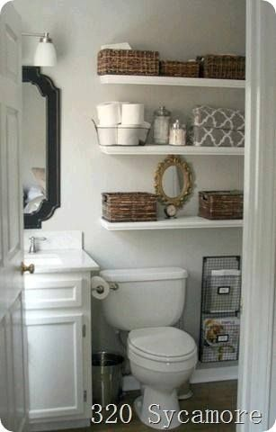 1000 ideas para decorar ba os on pinterest decorating bathrooms decorar b - Ideas para decorar banos pequenos ...