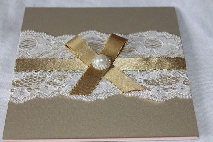 Wedding Invitation - Vintage