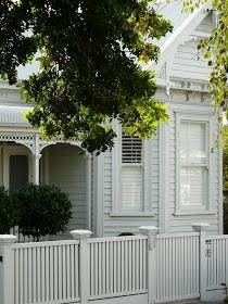 Grey NZ villa