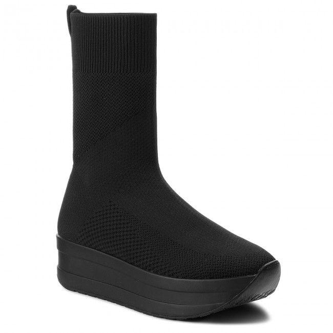 Magasított cipő VAGABOND - Casey 4622-080-20 Black  c7b7539816
