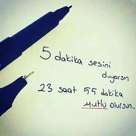 5 dakika sesini duyarsın, 23 saat 55 dakika MUTLU olursun... #aşk #mutluluk #sevgi #huzur #love #şiirsokakta #nazimhikmet #türkiye